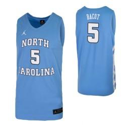 Cameron Johnson North Carolina Basketball Jersey - White