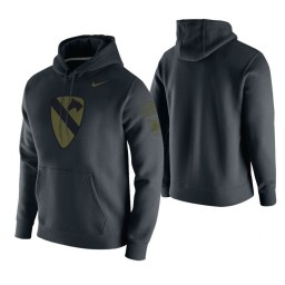 Army Black Knights Anthracite 1st Cavalry Division Hoodie
