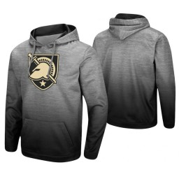 Army Black Knights Heathered Gray Sitwell Sublimated Pullover Hoodie