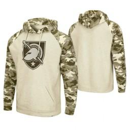 Army Black Knights Oatmeal OHT Military Appreciation Desert Camo Hoodie