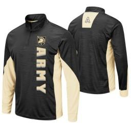 Army Black Knights Black Bart Windshirt Pullover Jacket