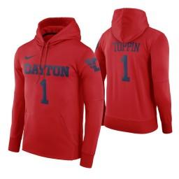 Dayton Flyers Obi Toppin Red Road Hoodie
