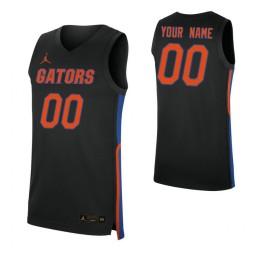 Florida Gators Replica Custom Jersey Black