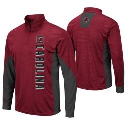 South Carolina Gamecocks Garnet Bart Windshirt Pullover Jacket