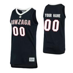 Gonzaga Bulldogs Custom Basketball Alumni Jersey Navy