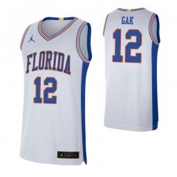 Andrew Fava Florida Gators Basketball Jersey
