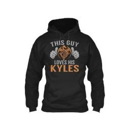 Black Virginia Cavaliers Kyle Guy Free Throws Hoodie