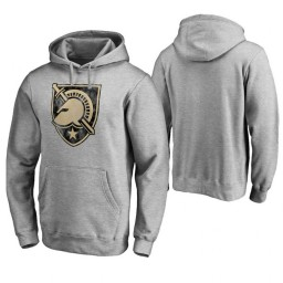 Army Black Knights Men's Heathered Gray Classic Pullover Hoodie