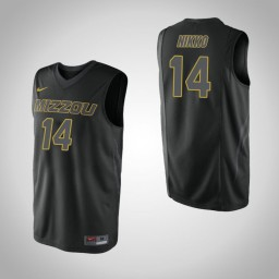 Youth Missouri Tigers #14 Reed Nikko Authentic College Basketball Jersey Black