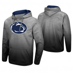 Penn State Nittany Lions Heathered Gray Sitwell Sublimated Pullover Hoodie