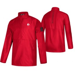 Louisville Cardinals Red 2019 Sideline Game Mode Jacket