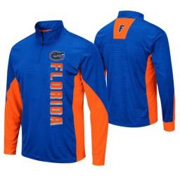 Florida Gators Royal Bart Windshirt Pullover Jacket