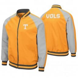 Tennessee Volunteers Tennessee Orange Kent Full-Zip Bomber Jacket